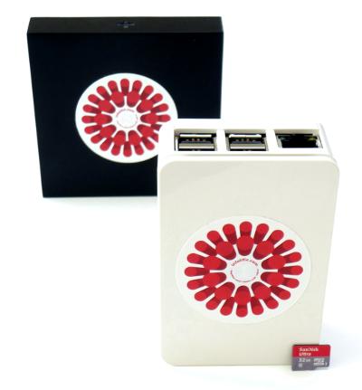 Sistema de seguridad Infolitic Debra Router para TPV's de la serie GourmeTPV