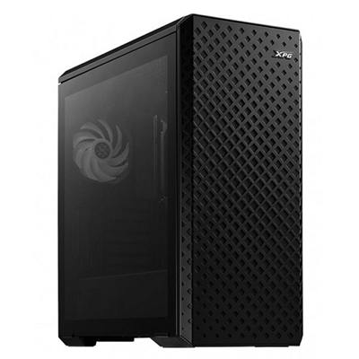 Caja Atx Chasis Gamer Xpg Defender Pro Negro 3 Ventiladores
